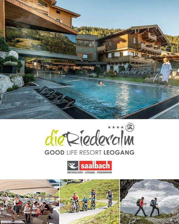 Babyhotel Die Riederalm - Urlaub im Good Life Resort in Leogang